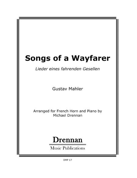 Songs of a Wayfarer for Horn and Piano