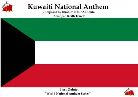 Kuwaiti National  Anthem for Brass Quintet
