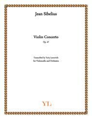 Sibelius - Violin Concerto Op. 47 (Transcribed for Cello)