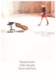 Temporimasto (Cello Quartet)