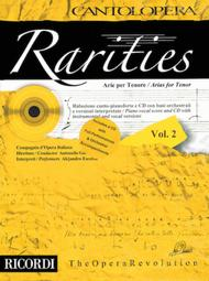 Rarities - Arias for Tenor, Volume 2