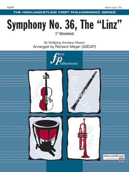 Symphony No. 36, The