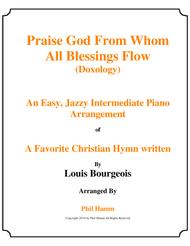Download Praise God From Whom All Blessing Flow (Doxology