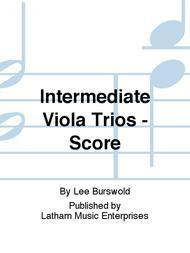 Intermediate Viola Trios - Score