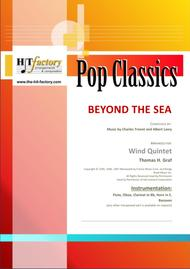 Beyond The Sea - Robby Williams ( Bobby Darin)  - Wind Quintet