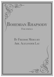 Bohemian Rhapsody for String Quartet