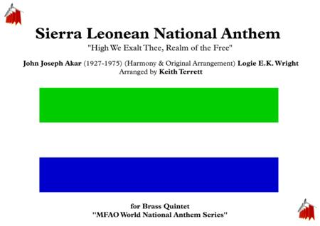 Sierra Leonean National Anthem