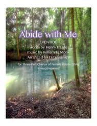 Abide with Me - SSA A Cappella
