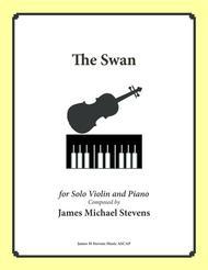 The Swan - Violin & Piano
