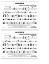 Victorious - Multiple Bass Drums