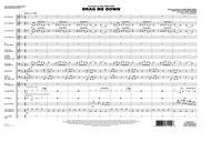 Drag Me Down - Conductor Score (Full Score)