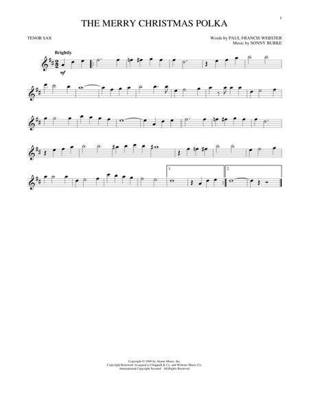 The Merry Christmas Polka