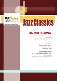 On Broadway - George Benson - funky - Brass Quintet