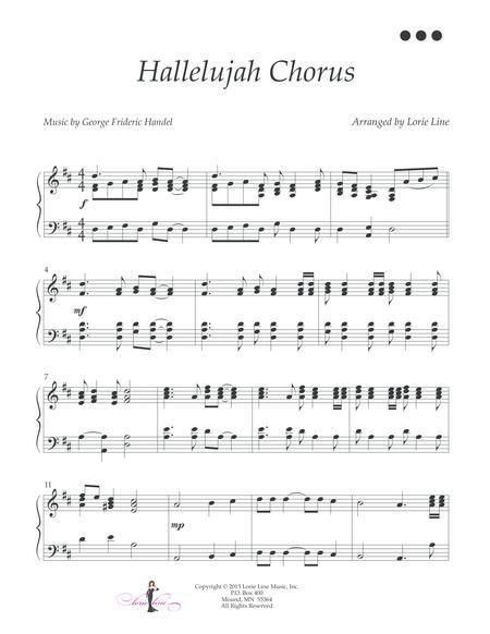 Hallelujah Chorus - EASY!