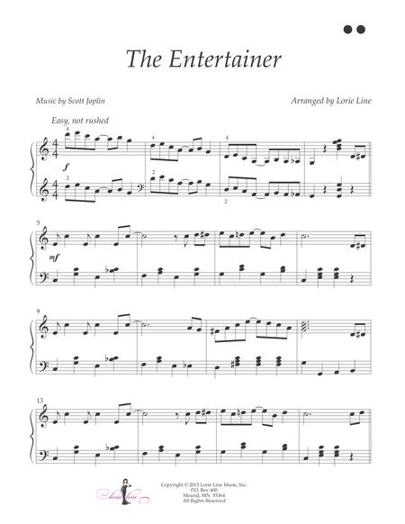 The Entertainer - EASY!