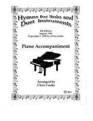 Hymns for Solo and Duet Instruments Piano Accompaniment