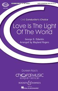 Love Is the Light of the World