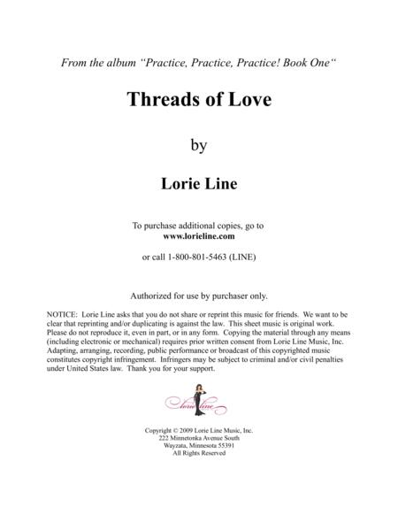 Threads Of Love - EASY!