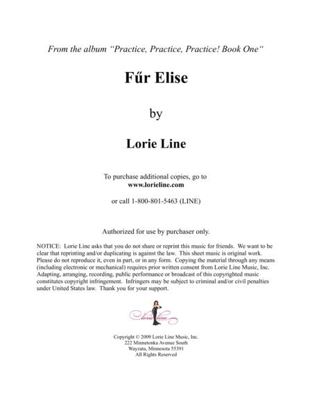 Fur Elise - EASY!