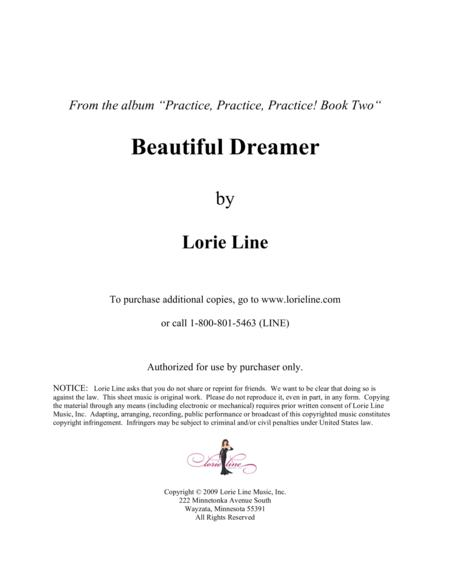 Beautiful Dreamer - EASY!