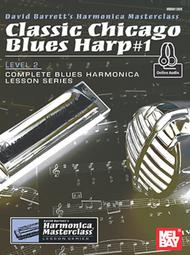 Classic Chicago Blues Harp #1 Level 2