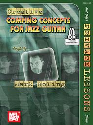 Creative Comping Concepts for Jazz Guitar