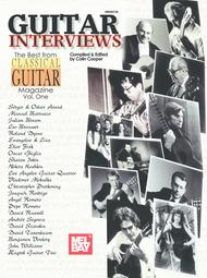 Guitar Interviews: The Best from Classical Guitar Magazine Vol. 1