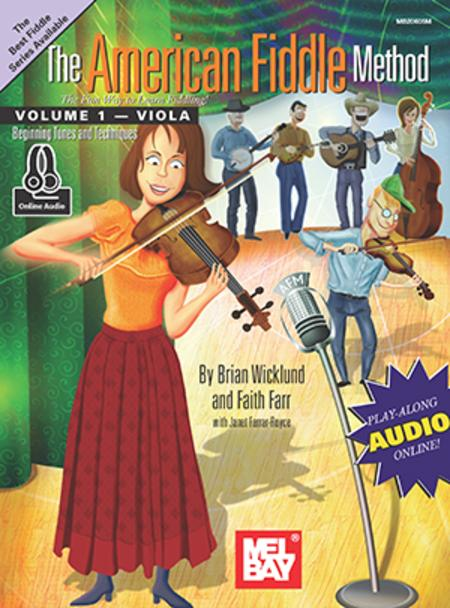 The American Fiddle Method for Viola, Volume 1