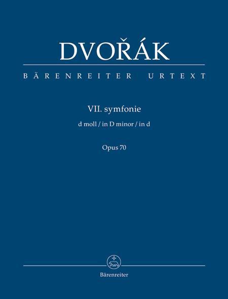 Symphony Nr. 7 D minor op. 7