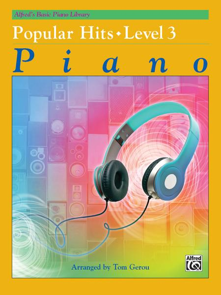 Alfred's Basic Piano Library Popular Hits, Book 3