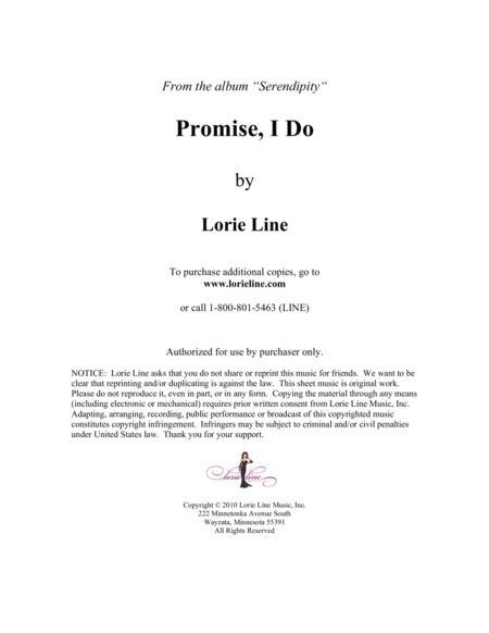 Promise, I Do