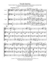 Tuxedo Junction (for String Quartet)