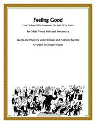 Feeling Good (Vocal Solo with Orchestra)