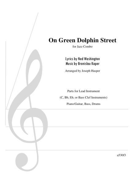 On Green Dolphin Street (Basic Jazz Combo)