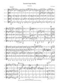 Tyneside Songs Medley - horn quintet