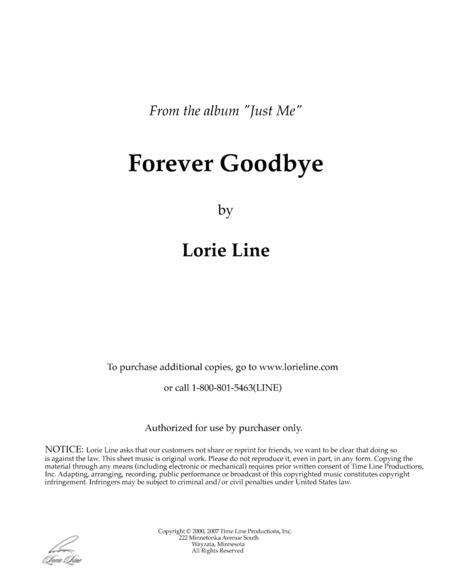 Forever Goodbye