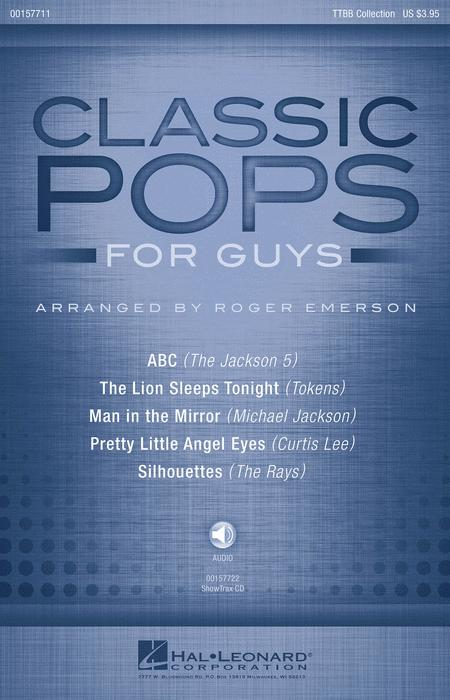 Classic Pops for Guys