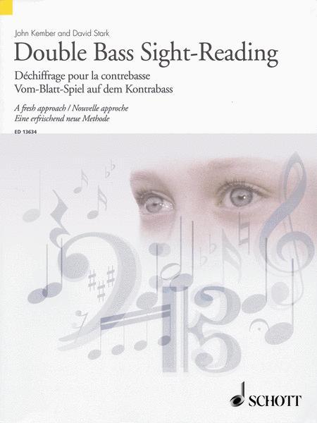 Double Bass Sight-Reading - A Fresh Approach