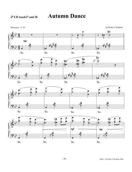 Autumn Dance, Jazz Waltz