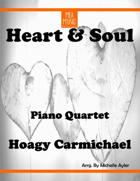 Heart And Soul Piano Quartet ( 2 Pianos, 8 Hands)