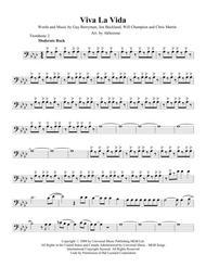 Viva La Vida - Trombone 2 part