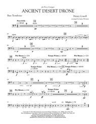 Ancient Desert Drone - Bass Trombone