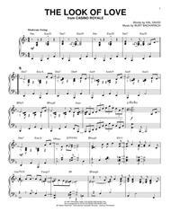 The Look Of Love [Jazz version] (arr. Brent Edstrom)