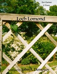 Loch Lomond (Clarinet and Piano Duet)
