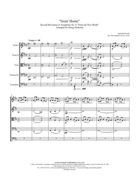 Goin' Home (2nd Movement,