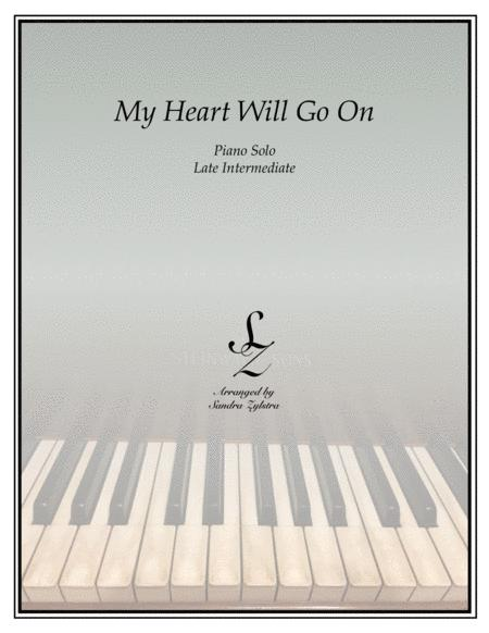 my heart will go on flute sheet music pdf