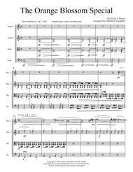 orange blossom special violin sheet music