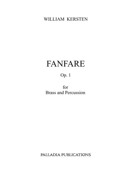 Fanfare for Brass and Percussion
