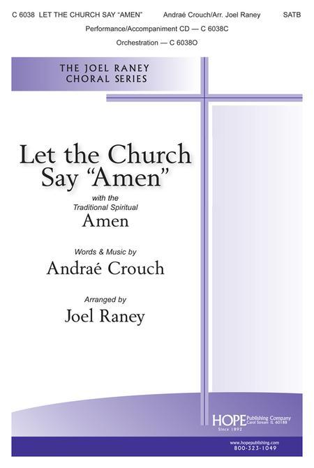 Let the Church Say