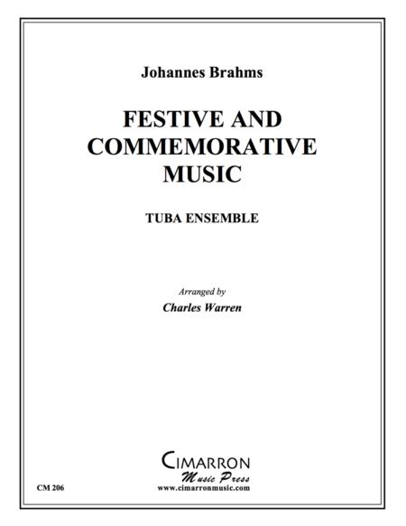 Festive & Commorative Music (3 Movements)